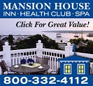 Mansion House Inn, Health Club, Spa & Pool